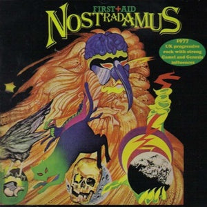 Album Cover of First Aid - Nostradamus