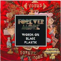 Album Cover of Forever More - Yours / Words On Black Plastic (2on1 CD)