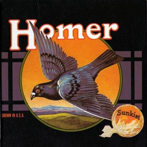 Album Cover of Homer - Grown In U.S.A.