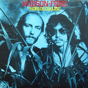 Album Cover of Hudson-Ford - Worlds Collide
