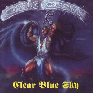Album Cover of Clear Blue Sky - Cosmic Crusader + Bonustracks