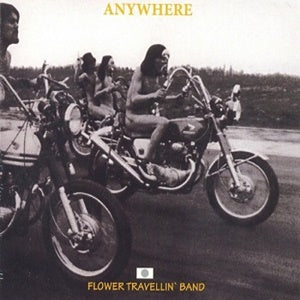 Album Cover of Flower Travellin' Band - Anywhere