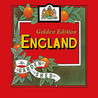 Album Cover of England - Garden Shed - Golden Edition + Bonustracks