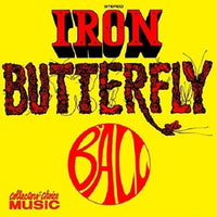 Album Cover of Iron Butterfly - Ball + Bonustracks