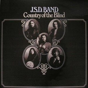 Album Cover of J.S.D. Band - Country Of The Blind