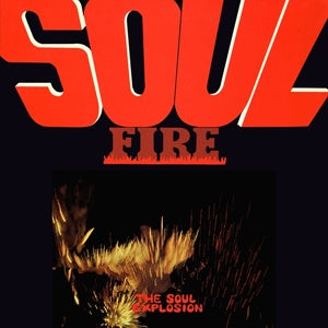Album Cover of Soul Explosion, The - Soul Fire