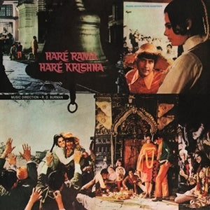 Album Cover of R.D. Burman - Hare Rama Hare Krishna