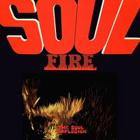 Album Cover of Soul Explosion, The - Soul Fire  (Vinyl Reissue)