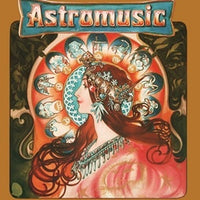 Album Cover of Giombini, Marcello - Astomusic Synthesizer  (Vinyl Reissue)