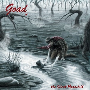 Album Cover of GOAD - The Silent Moonchild  (Vinyl)