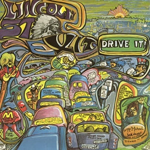 Album Cover of Lincoln St. Exit - Drive It  + Bonustracks  (Vinyl Reissue)