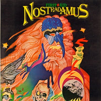 Album Cover of First Aid - Nostradamus  (Yellow Vinyl Reissue)