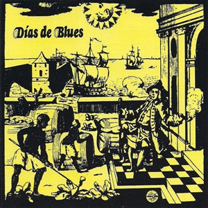 Album Cover of Dias De Blues - Dias De Blues