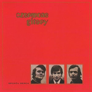 Album Cover of Czerwone Gitary - Spokoj Gitary + Bonustracks