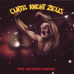 Album Cover of Curtis Knight Zeus - The Second Coming + Bonustrack