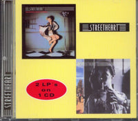 Album Cover of Streetheart - Meanwhile back in Paris & Under heaven over hell  (2 on 1 CD)