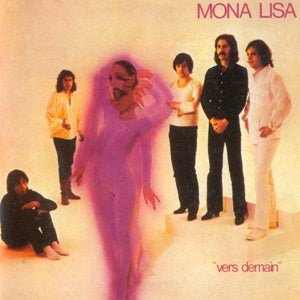 Album Cover of Mona Lisa - Vers Demain