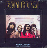 Album Cover of Sam Gopal - Escalator + 2 Bonus Tracks