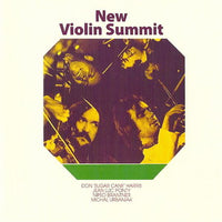 Album Cover of New Violin Summit - Live at Berlin Jazz Festival 1971