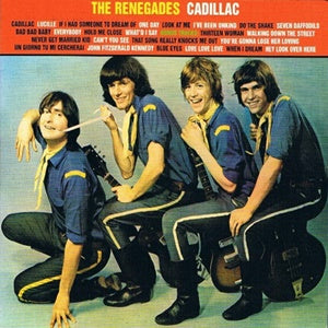 Album Cover of Renegades, The - Cadillac + Bonustracks