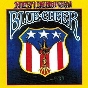 Album Cover of Blue Cheer - New! Improved!  + Bonustracks