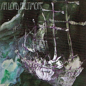 Album Cover of Sir Lord Baltimore - Kingdom Come
