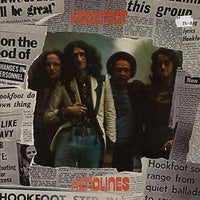 Album Cover of Hookfoot - Headlines