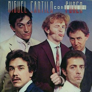Album Cover of Cantilo, Miguel con Punch - Adonde Quiera Que Voy + Bonustracks