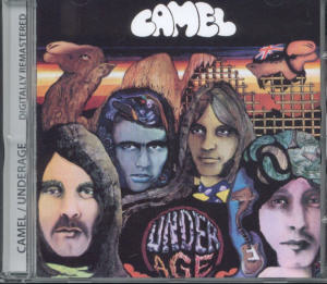 Album Cover of Camel - Underage