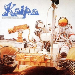 Album Cover of Kaipa - Inget Nytt Under Solen + Bonustracks
