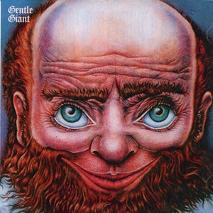 Album Cover of Gentle Giant - Gentle Giant