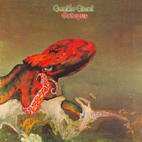 Album Cover of Gentle Giant - Octopus