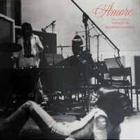 Album Cover of Vangelis Papathanassiou - Amore (Coloured Vinyl)