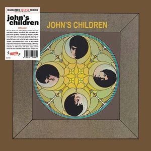 Album Cover of John's Children - Orgasm  (Vinyl)
