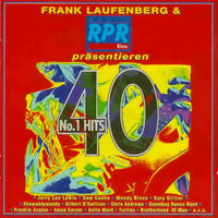Album Cover of V.A. (F. Laufenberg & Radio RPR 1 presents) - 40 No. 1 Hits (2CD)