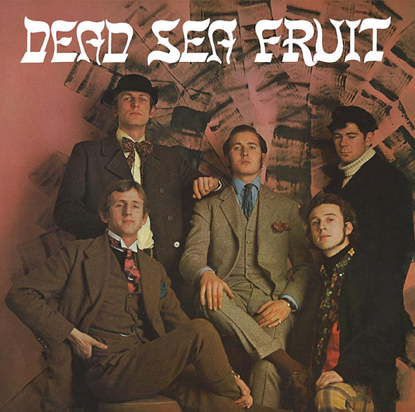 Album Cover of Dead Sea Fruit - Dead Sea Fruit