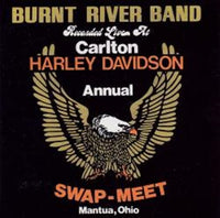 Album Cover of Burnt River Band - Recorded Live At Carlton Harley Davidson