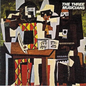 Album Cover of Daddy Longlegs - The Three Musicians