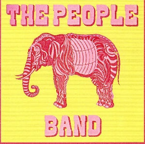 Album Cover of People Band, The - The People Band