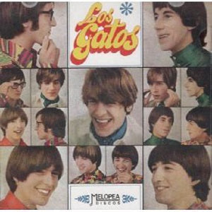 Album Cover of Los Gatos - Viento, Dile A La Lluvia