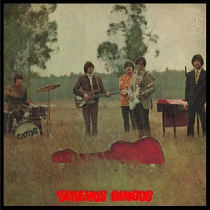 Album Cover of Los Gatos - Seremos Amigos