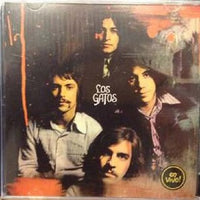 Album Cover of Los Gatos - En Vivo Y En Estudio