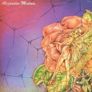 Album Cover of Medina, Alejandro - Y La Pesada