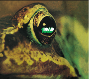 Album Cover of Toad - Toad + bonustracks