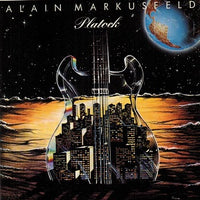 Album Cover of Markusfeld, Alain - Platock