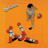 Album Cover of Ophiucus - Ophiucus ('73 French Psych/Folk)