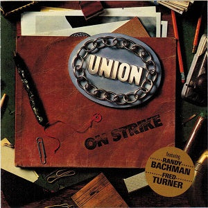 Album Cover of Union ft. Bachmann & Turner - On Strike