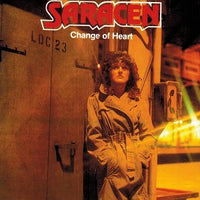 Album Cover of Saracen - Change Of Heart