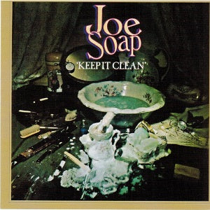 Album Cover of Joe Soap - Keep It Clean