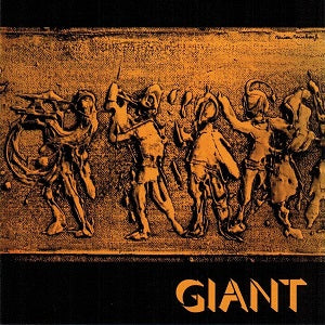 Album Cover of Giant - Giant ('72 French Prog)